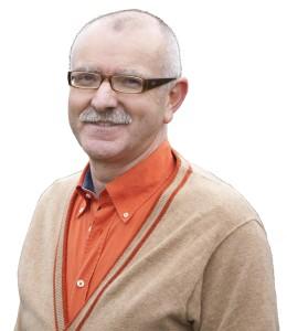 Johan Manders, fractieleider Gemeentebelang