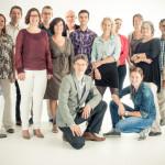 Groep actieve leden van Gemeentebelang