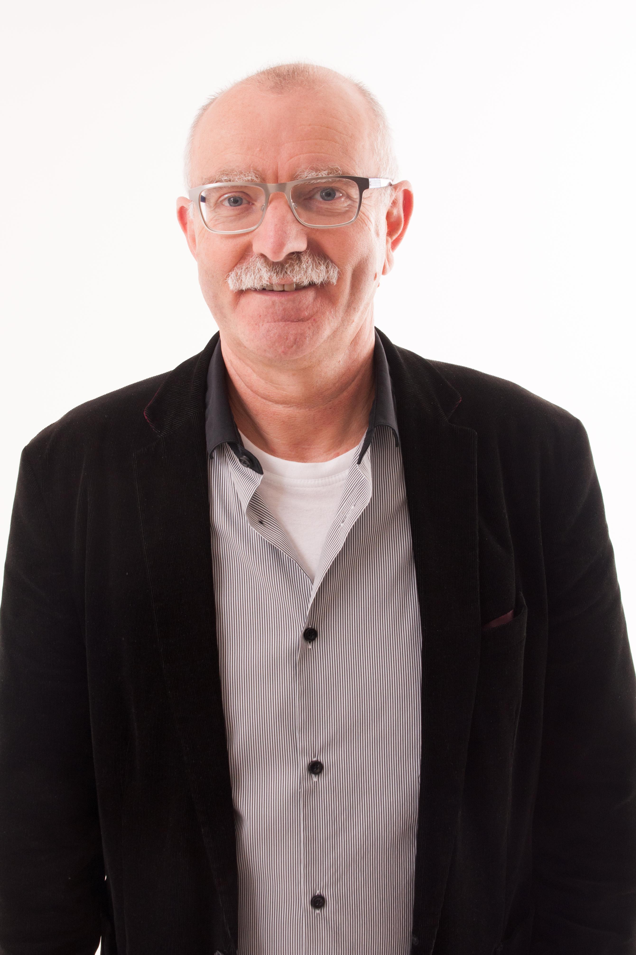 Johan Manders, fractievoorzitter Gemeentebelang